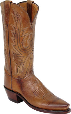 Lucchese 1883 Mad Dog Goatskin Cowgirl Boots