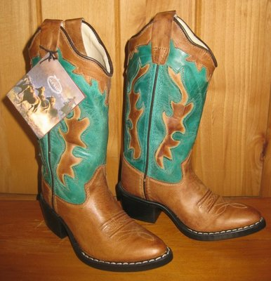 Old West- 8181-Turquoise