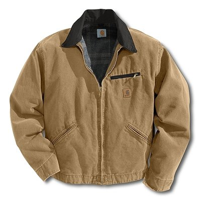 Carhartt J97 Detroit Jacket Brown