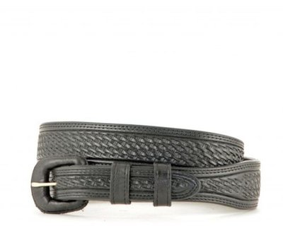 Vogt Tooled Belts Black 041-052