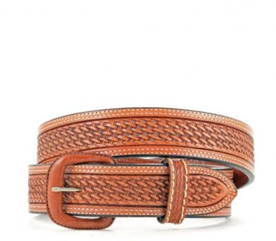 Vogt Tooled Belts Russet 041-044