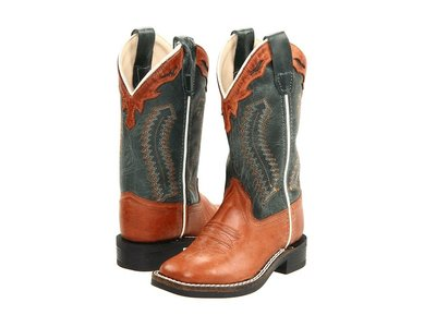 Old West Ultra-Flex Broad Square Toe
