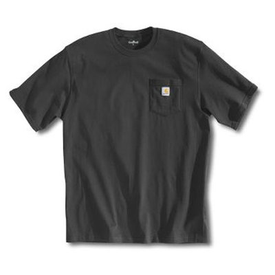 Carhartt Pocket T-Shirt Charcoal Grey K87CHR