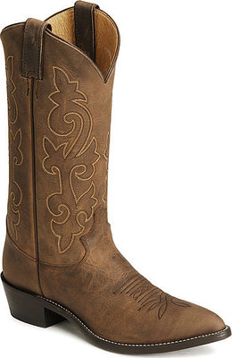 Justin Bay Apache Cowgirl Boots #L-4935