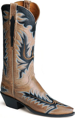 Lucchese Classic Pearl Mad Dog Mayela Cowgirl Boots