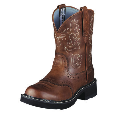 Ariat Fat Baby Russet Rebel Brown