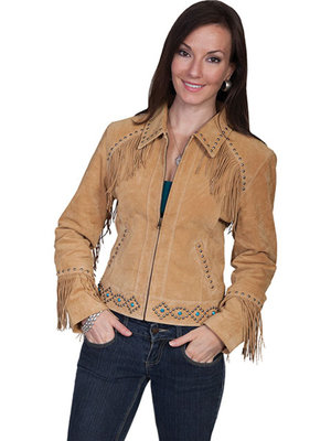 Scully Ladies OLD RUST Jacket L224-126
