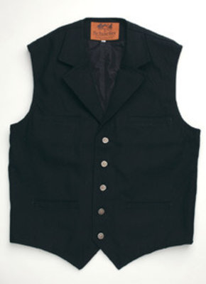 Schaefer Ranger Vest Black