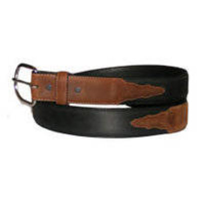 Silvercreek Black & Bay Apache Belt