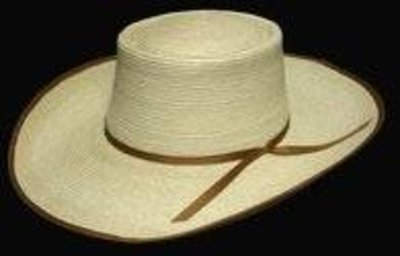 Sunbody Reata Palm Leaf Hat