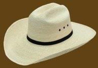 Sunbody Cattleman Palm Leaf Hat