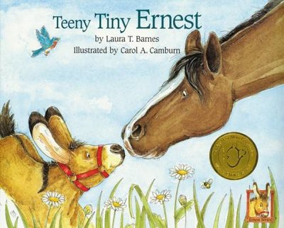 Barnesyards Books Teeny Tiny Ernest