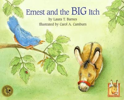 Barnesyards Books Ernest and the Big Itch