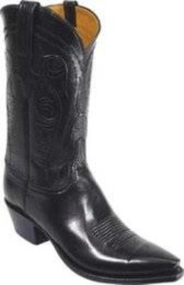 Lucchese Classic Black Buffalo - L1579-54