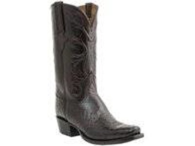 Lucchese Classics Smooth Ostrich E2200
