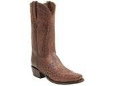 Lucchese Classics Smooth Ostrich E2202