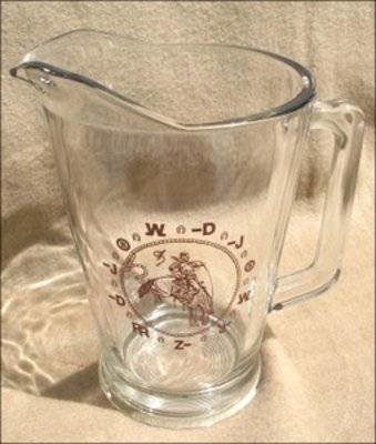 Bamco Beer Pitcher #5123