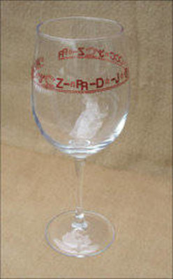 Bamco White Wine Glass