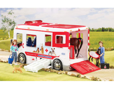 Breyer Classics Mobile Vet Clinic
