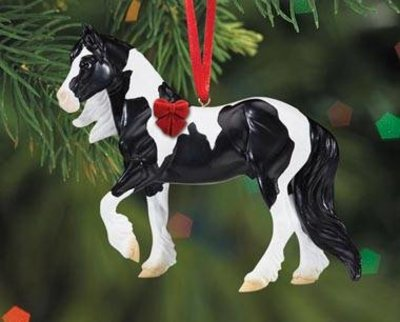Gypsy Vanner - Beautiful Breeds Ornament  Item#: 700517