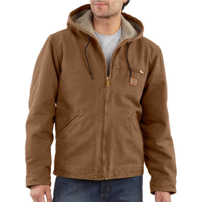 Carhartt Men's Sierra Jacket -brown