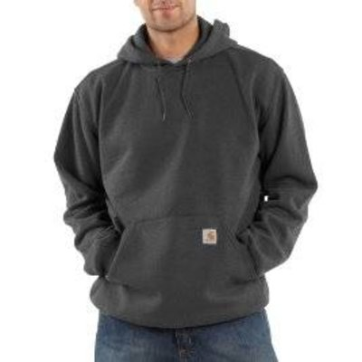 Carhartt Pull Over Hooded Sweatshirt Brown(1)