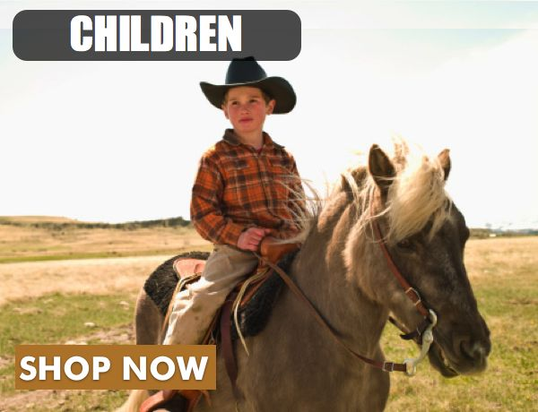 Children's Western Wear