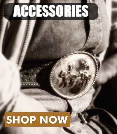 Belts, Buckles, Jewelry, Wallets, and Western Wear Accessories